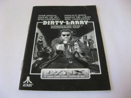 Dirty Larry Renegade Cop *Manual*