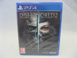 Dishonored 2 (PS4, Sealed)