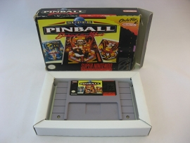 Super Pinball - Behind the Mask (USA, CB)
