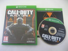 Call of Duty Black Ops III (XONE)
