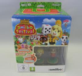Animal Crossing - Amiibo Festival + 2 Amiibo (EUR, NEW)