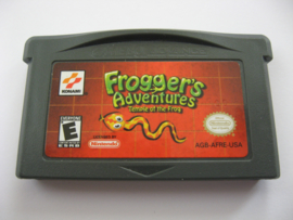 Frogger's Adventures - Temple of the Frog (USA)