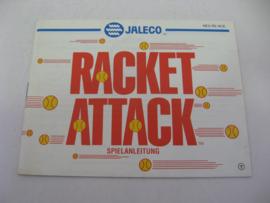 Racket Attack *Manual* (NOE)