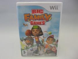 Big Family Games (FAH, Sealed)