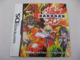 Bakugan Battle Brawlers *Manual* (UKV)