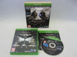 Batman Arkham Knight - Game of the Year Edition (XONE)