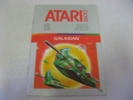 Galaxian *Manual*