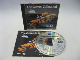 The Games Collection - CD Sequential (MSX)