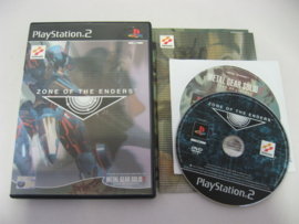 Zone of the Enders + MGS 2 Demo (PAL)