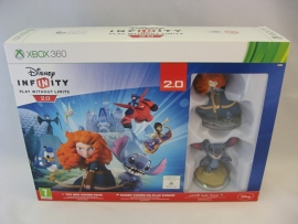 Disney Infinity 2.0 - Toy Box Combo Pack (360, NEW)