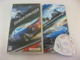 Ridge Racers (JAP)