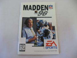 Madden NFL 96 *Manual*