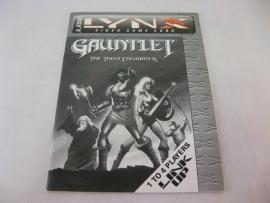 Gauntlet The Third Encounter *Manual*