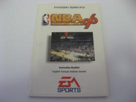 NBA Live 96 *Manual*