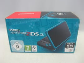 New Nintendo 2DS XL 'Black/Turquoise' (Boxed)