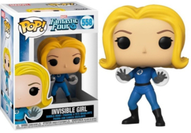 POP! Invisible Girl - Fantastic Four (New)