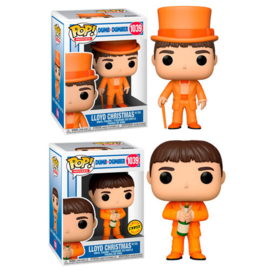 POP! Lloyd Christmas in Tux [Chance of Chase] - Dumb and Dumber (New)