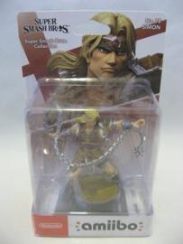 Amiibo Figure - Simon - Super Smash Bros (New)
