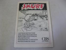 Smurf *Manual* (CV)