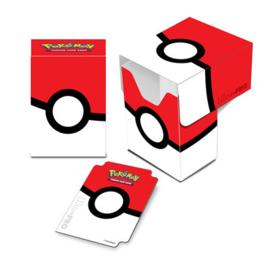DECKBOX - Pokemon Pokeball (New)