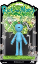 Rick and Morty - Mr. Meeseeks Action Figure (New)
