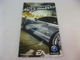 Need For Speed Most Wanted *Manual* (UKV)