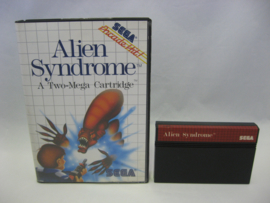Alien Syndrome (CB)