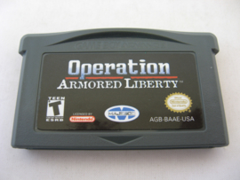Operation Armored Liberty (USA)