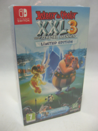 Asterix & Obelix XXL 3: The Crystal Menhir - Limited Edition (EUR, NEW)