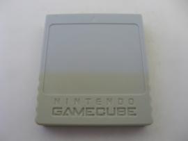 Original GameCube Memory Card 59 Blocks