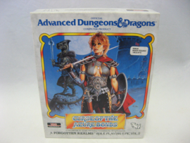 Advanced Dungeons & Dragons - Curse of the Azure Bonds (Amiga)