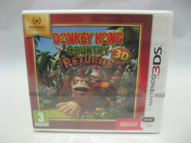Donkey Kong Country Returns 3D (HOL, Sealed) - Nintendo Selects -