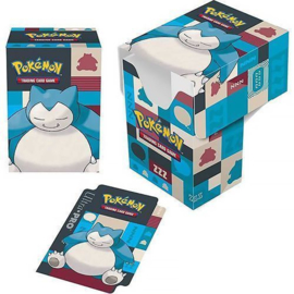 DECKBOX - Pokemon TCG: Snorlax (New)