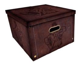 Harry Potter Storage Box (New)