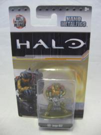 Halo - Nano Metalfigs: Jorge-052 - Die-Cast Metal (New)
