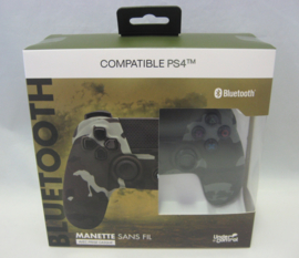 PlayStation 4 Wireless Bluetooth Controller 'Camo' - Under Control (New)