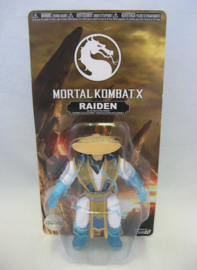 Mortal Kombat X - Raiden Collectible Action Figure - Limited Edition Chase (New)