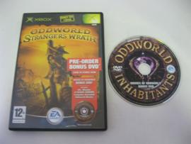 Oddworld: Stranger's Wrath Pre-Order DVD - Movies of Oddworld (DVD)
