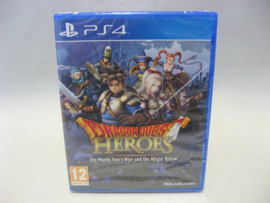 Dragon Quest Heroes - The World Tree's Woe and the Blight Below (PS4, Sealed)