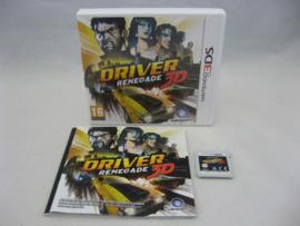 Driver Renegade 3D (HOL)