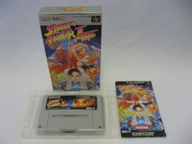 Street Fighter II Turbo (SFC, CIB)