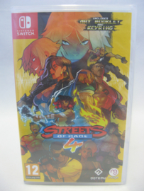 Streets of Rage 4 (UKV, Sealed)