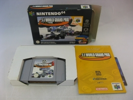 F-1 World Grand Prix (NFAH, CIB)