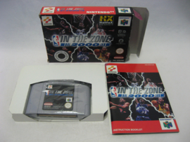 NBA In The Zone 2000 (EUR, CIB)