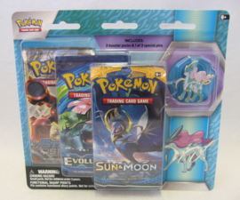 Pokémon TCG: Legendary Beasts - Suicune - Collector's Pin 3 Pack (New)