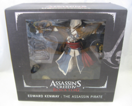 Assassin's Creed IV Black Flag - Edward Kenway: The Assassin Pirate PVC Statue