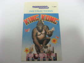 King Kong *Manual*