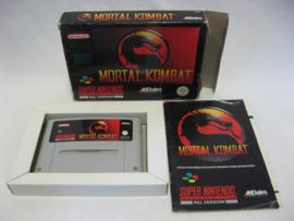 Mortal Kombat (FAH, CIB)