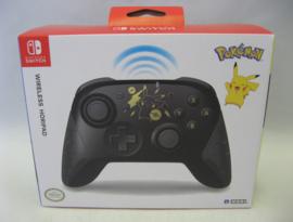 Nintendo Switch Wireless HoriPad 'Pokemon Black & Gold' (New)