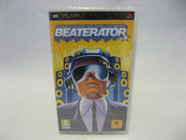 Beaterator (PSP, Sealed)